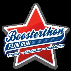 Boosterthon Fun Run - Fitness, Leadership and Character